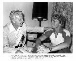 Photo noir & blanc du film Midnight Express
