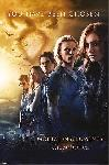 Affiche film The Mortal Instruments : La Cité des ténèbres