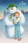 Affiche du film Le bonhomme de neige et le petit chien