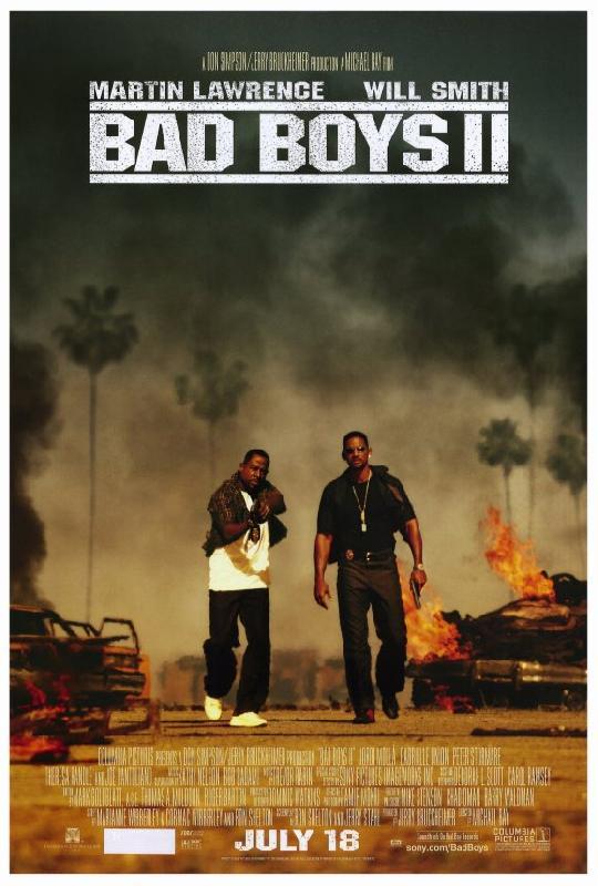 affiche du film bad boys ii acheter affiche du film bad boys ii 6516 affiches et. Black Bedroom Furniture Sets. Home Design Ideas