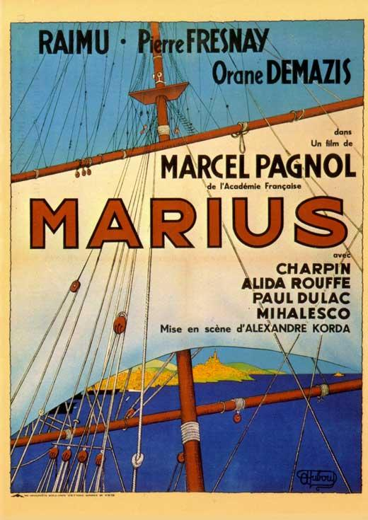 affiche du film marius acheter affiche du film marius 6557 affiches et. Black Bedroom Furniture Sets. Home Design Ideas
