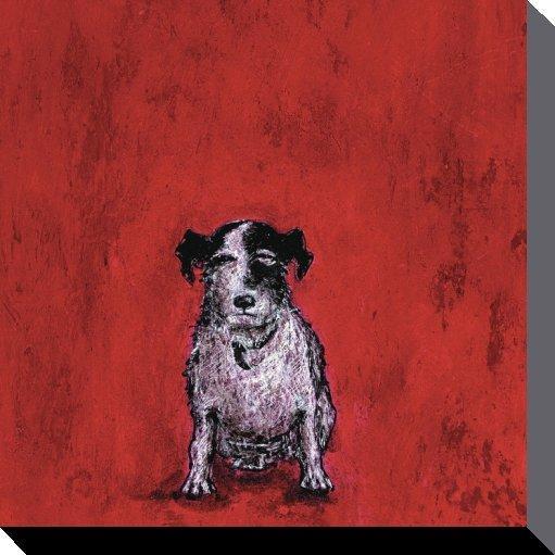 reproduction sur toile sam toft small dog acheter. Black Bedroom Furniture Sets. Home Design Ideas