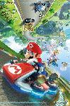 Affiche de Mario Kart 8