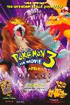 Affiche du film Pokemon 3