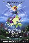 Affiche du film Pokemon : La Voix de la Foret