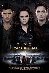 Affiche du film Twilight Breaking Dawn Part 2