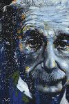 Affiche de Albert Einstein