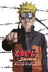 Affiche du film manga Naruto