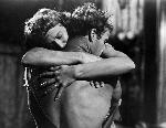 Photo noir & blanc du film Un Tramway nommé désir