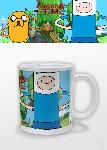 Mug tasse dessin animé Adventure Time (Finn & Jake)