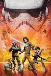 Affiche de la saga Star Wars