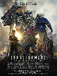 Affiche du film Transformers : l'âge de l'extinction