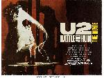 Affiche du film musical U2: Rattle and Hum