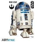 Stickers Star Wars R2D2 échelle 1