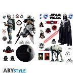 Assortiment de stickers Star Wars Empire
