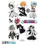 Plache de stickers Bleach SD Caracters