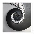 Impression sur toile Escalier de phare