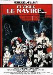 Affiche française du film La Croisière du Navigator