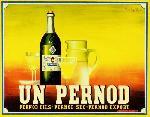 Affiche vintage de Pernod Fils