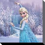 Impression sur toile de La Reine des neiges